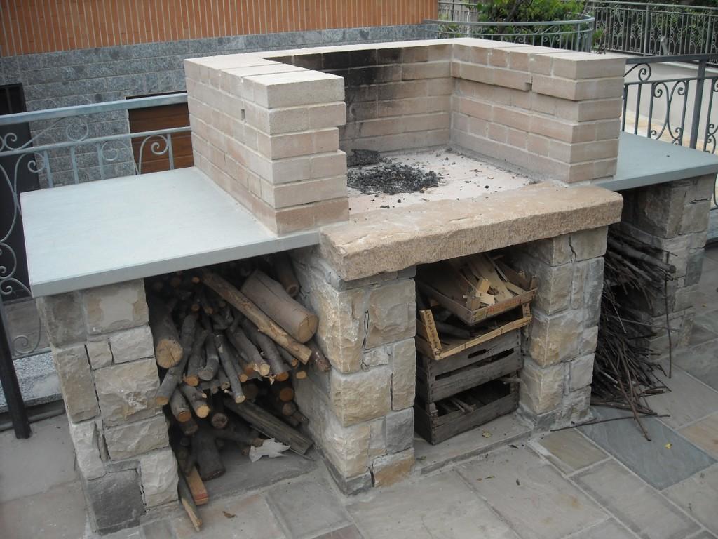 Edil pietra barbecue caminetti - Camini da esterno ...